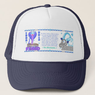 Valxart 2013 2073 1953 Water Snake Aries Trucker Hat