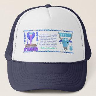 Valxart 2013 2073 1953 Water Snake Taurus Trucker Hat