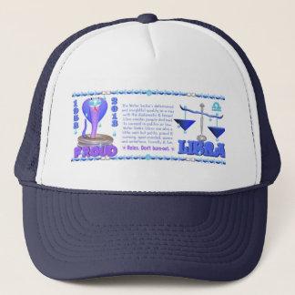 Valxart 2013 2073 1953 WaterSnake Libra zodiac Trucker Hat