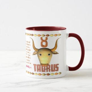 Valxart 2014 2074 1954 tauro del zodiaco de taza