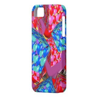 Valxart abstract dice iPhone 5 casemate case iPhone 5 Case