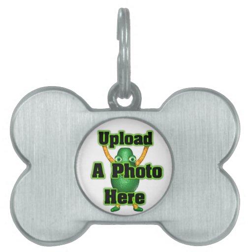 Valxart add image to pet collar pet tag
