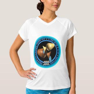 Valxart Aquarius zodiac logo T-Shirt