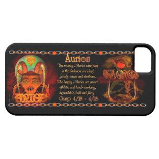 Valxart Aries Taurus zodiac cusp / 2 sign iPhone SE/5/5s Case
