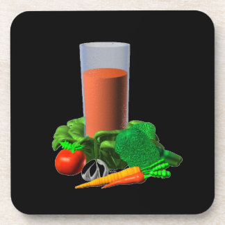 Valxart blank Vegetable Juice Template 100+ Drink Coaster