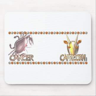 Valxart Cancer Cancer zodiac friendship gifts Mouse Pad