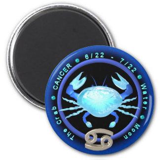 Valxart Cancer zodiac logo Magnet