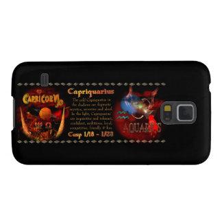 Valxart Capriquarius Capricorn Aquarius Cusp Case For Galaxy S5