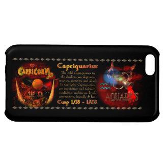 Valxart Capriquarius Capricorn Aquarius Cusp iPhone 5C Case
