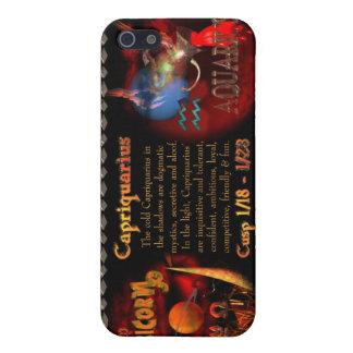 Valxart Capriquarius Capricorn Aquarius Cusp iPhone SE/5/5s Case