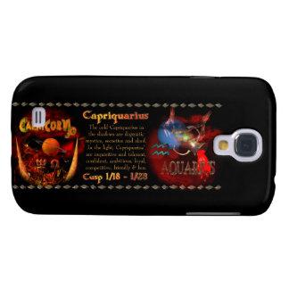 Valxart Capriquarius Capricorn Aquarius Cusp Samsung Galaxy S4 Case