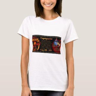 Valxart Capriquarius Capricorn Aquarius Cusp T-Shirt