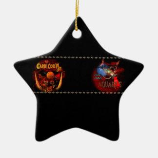 Valxart Capriquarius es cambio de signo del Capric Ornamentos De Navidad