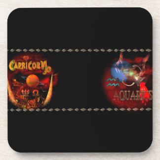 Valxart Capriquarius is Capricorn/Aquarius Cusp Coaster