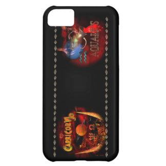 Valxart Capriquarius is Capricorn/Aquarius Cusp iPhone 5C Cover