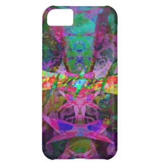 Valxart color explosion case for iPhone 5C