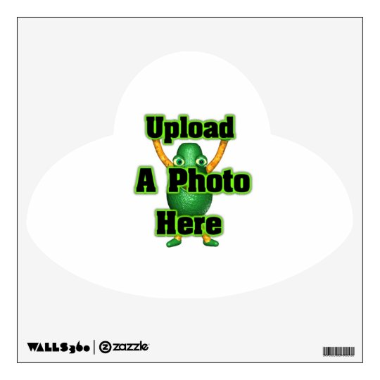 Valxart.com Add photo to Wall decal