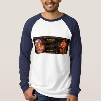 Valxart.com Cancer Leo zodiac Cusp is  Canceo T-Shirt