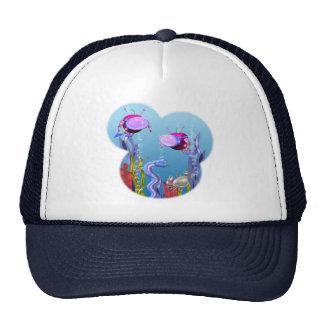 Valxart FUDEBOT healthy eating Hats