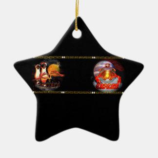 Valxart Gemincer es cambio de signo del zodiaco de Ornamentos De Reyes Magos
