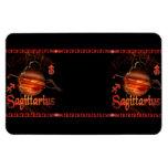 Valxart Gothic Sagittarius zodiac astrology Magnets
