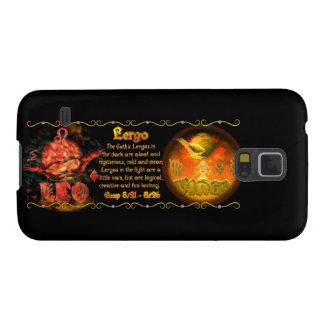 Valxart Gothic zodiac born Leo Virgo Cusp Galaxy S5 Case
