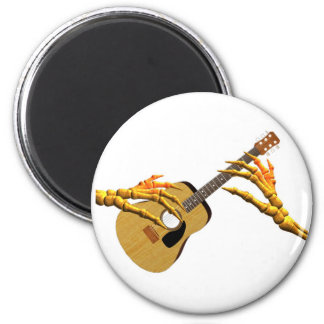 Valxart guitar playing finger pick hands 2 inch round magnet