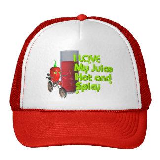Valxart  I like my juice hot & spicy on 100+ Trucker Hat