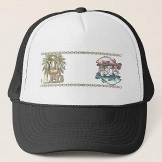 Valxart Leo Pisces zodiac friendship gifts Trucker Hat