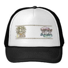 Valxart Leo Pisces Zodiac Friendship Gifts Trucker Hat at Zazzle