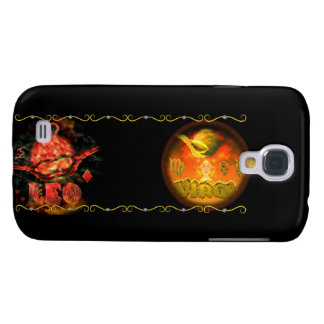 Valxart  Leo Virgo zodiac Cusp or 2 sign Galaxy S4 Cover