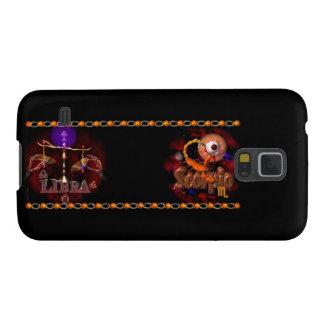 Valxart Libra Scorpio zodiac Cusp or 2 sign Galaxy S5 Cover