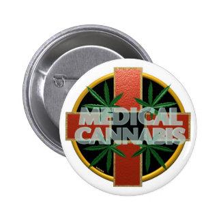 Valxart Medical cannabis/marijuana Pinback Button