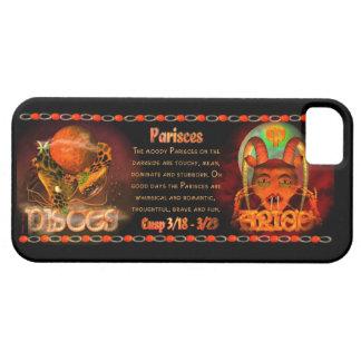 Valxart Pisces Aries zodiac Cusp is Parisces iPhone SE/5/5s Case