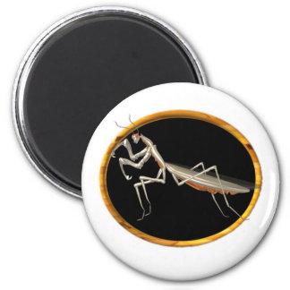 Valxart preying mantis  nature icon magnet