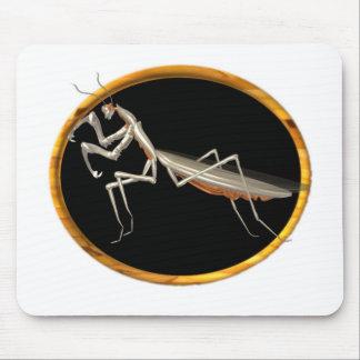 Valxart preying mantis  nature icon mouse pad
