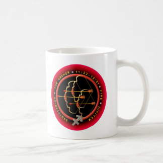 Valxart  Sagittarius zodiac logo Coffee Mug
