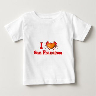 Valxart San Francisco events  crab designs Baby T-Shirt