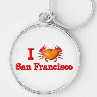 Valxart San Francisco events  crab designs Keychain