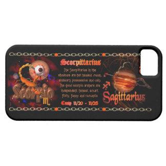 Valxart Scorpio Sagittarius zodiac Cusp iPhone SE/5/5s Case