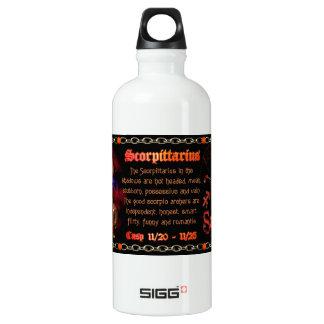 Valxart Scorpio Sagittarius zodiac Cusp SIGG Traveler 0.6L Water Bottle