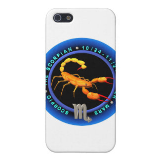 Valxart Scorpio zodiac logo iPhone 5 Case