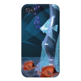 Valxart Sea life iPhone case iPhone 4 Case