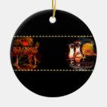 Valxart Taurini is Taurus Gemini zodiac cusp Christmas Tree Ornaments