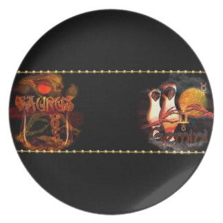 Valxart Taurini is Taurus Gemini zodiac cusp Plate
