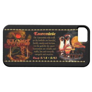 Valxart Taurus Gemini zodiac astrology cusp iPhone 5 Case