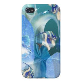 Valxart Tropical Fish iPhone 4 case