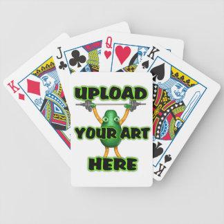 Valxart Upload art to custom playing cards