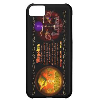 Valxart Virgo Libra zodiac astrology cusp iPhone 5C Cover