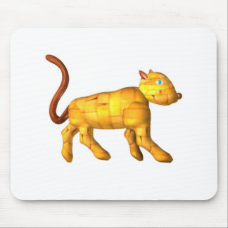 Valxart wood cat friendship gifts mouse pad